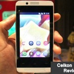Celkon A35K campus smartphone review.