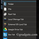 How to hide images from gallery in Android devices.